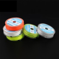 Maxcatch 50/100/300 Yard 30LB Braided Fly Line Backing for Fly Fishing Braided Backing Line Backing Fly Line