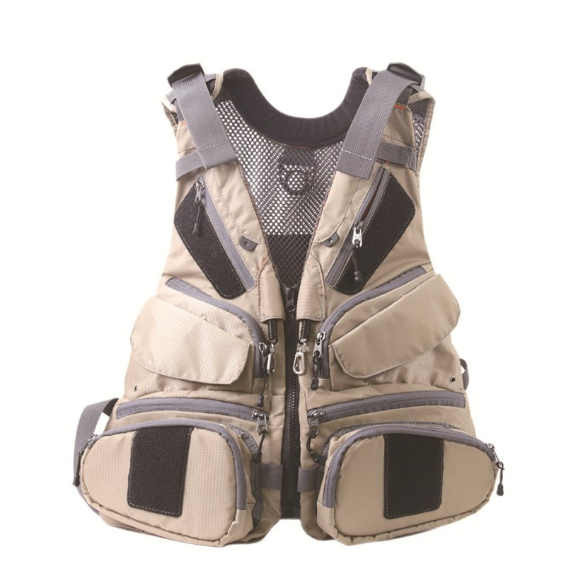 Fly Vest Summit New-Tech +$4.00