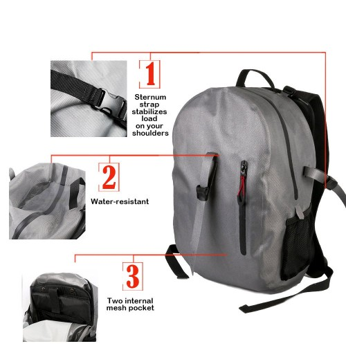 Ultra-durable Water Resistant AVID Backpack