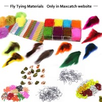 FLY TYING MATERIALS (27)