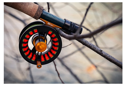 How to Change a Fly Fishing Reel from Right to Left Handed