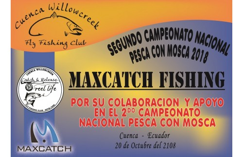 Ecuador Fly Fishing Championship tournament this Saturday