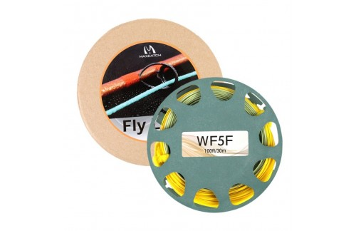 Maxcatch Line Can Substitute Cortland Fly Fishing Line