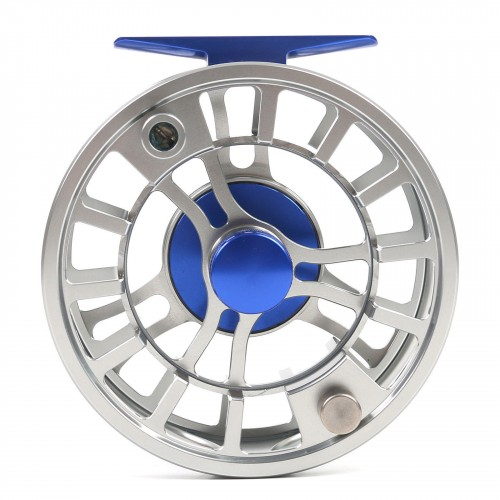 CNC Machined Aluminum Alloy Body 3/4, 5/6, 7/8 WT BLUE