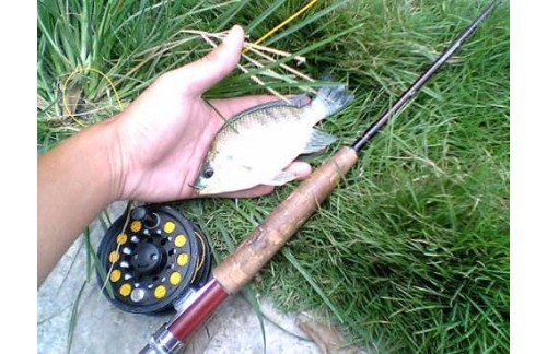 A Fly Fishing Man Should Have a Pocket Fly Fishing Pod: The Mini Series