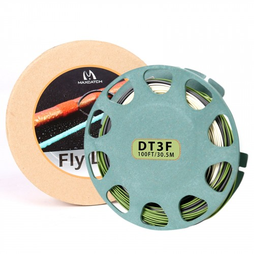 Real Troutlite DT Fly Fishing Line