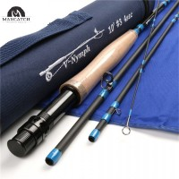 V-Nymph 4-piece IM10 SK24 Carbon Fiber Fly Rod