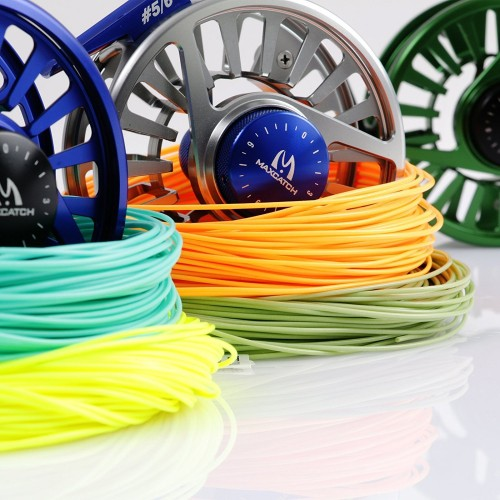 Weight Forward Floating Fly Line 2WT-8WT For New Starter