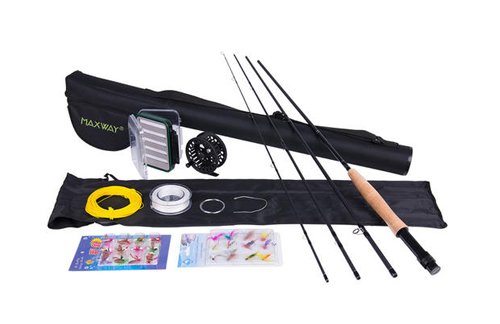 Amazon fly Fishing Combo You May be Interested in