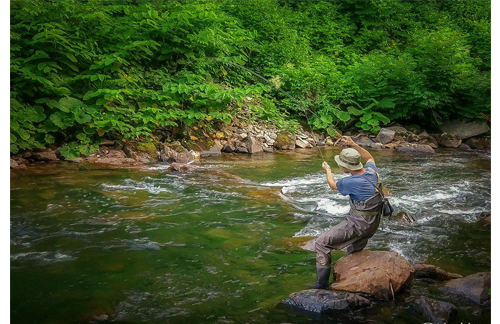 Amazon prime fly fishing