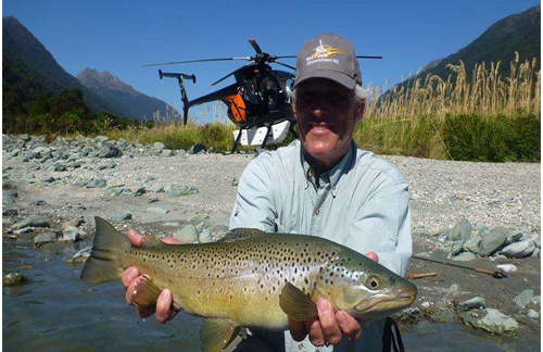 World class avalon fly fishing centre for your life