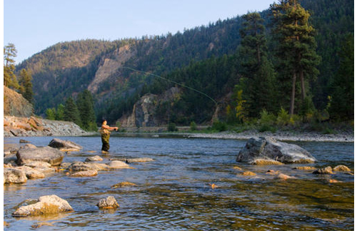Bechler River Fly Fishing Guide