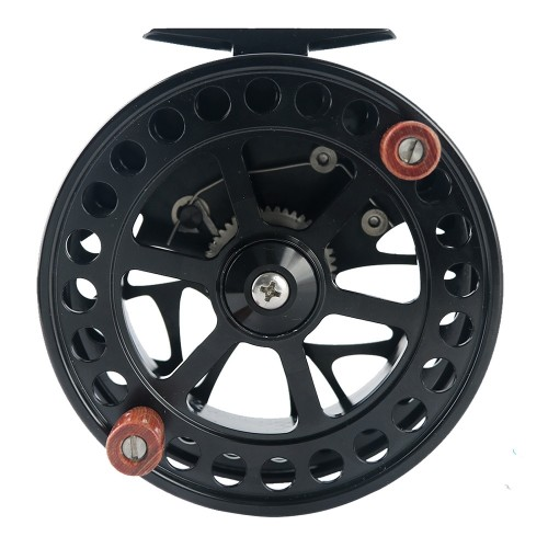 "Center Pin Float Reel Super Smooth Floating Fishing Reel 4 1/2"" 110mm"