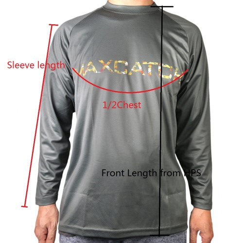 Maxcatch Coolmax Fishing Wear
