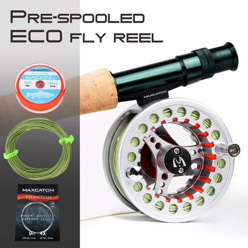 Extreme Fly Fishing Whole Outfit
