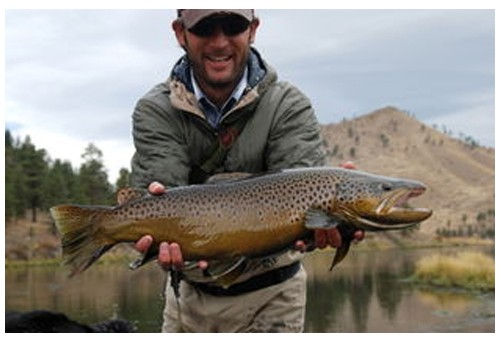 How to book a guided trip with fly fishing lake tahoe