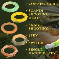 Shooting Head& Switch & Spey Fly Line  (9)