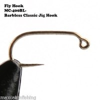 100pc-14-12mm-5mm-Barbless-Classic-Jig-Fly-tying-hooks