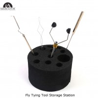 EVA Foam Organizer with Fly Tying Basic Tools #Tying your own Flies#