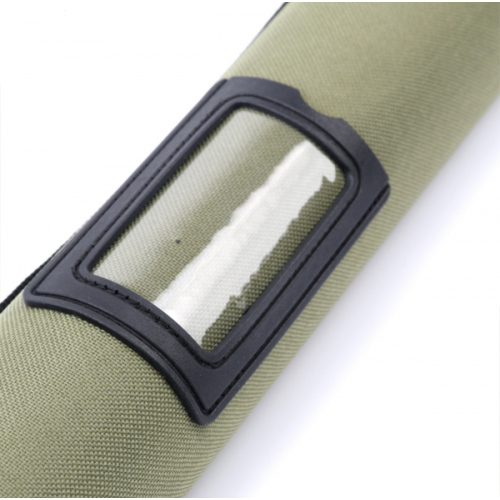 "Army Green Cordura Rod Case  for Rods 30"" fits 9' and 10'"