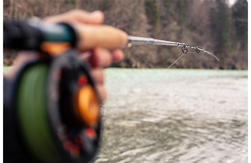 This Is How to Cast Far Fly Fishing