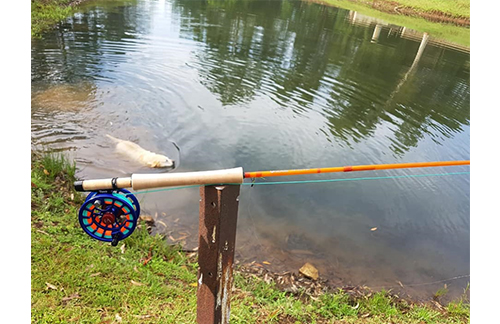 How to Make a Bamboo Fly Fishing Rod