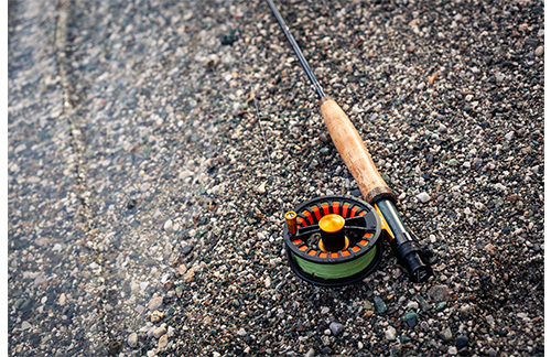 How to Make a Fly Fishing Pole