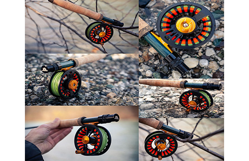 How to Make a Fly Fishing Reel