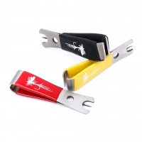Maxcatch 2pcs/ lot Popular Fishing Tool Accessory Yellow/Red/Black Fishing Nipper Fishing Line Clipper