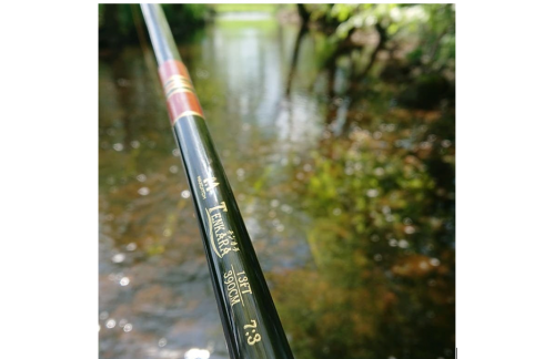 Introduction about Tenkara fishing in Europe