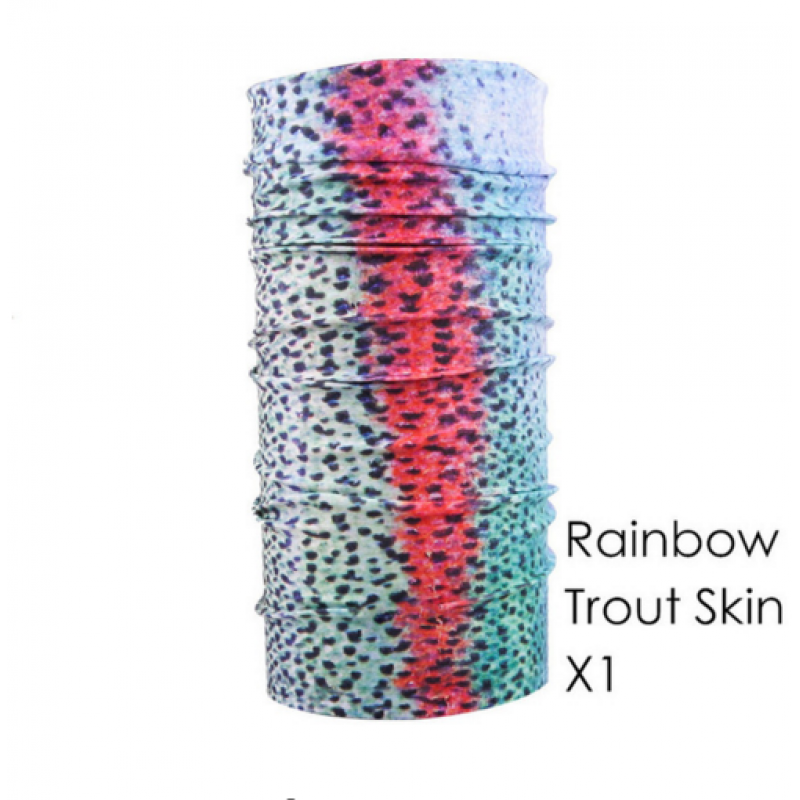 Rainbow Trout Skin