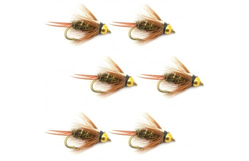 Six Realistic Fly Fishing Flies You Must Want