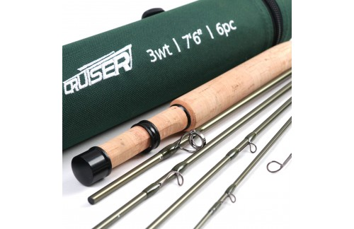 Three Steps to Select the Best Fly Fishing Pole