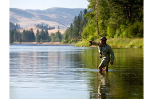 Basic understanding about salmon ties fly fishing
