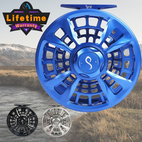 Sprint Heavy Duty Saltwater Reel