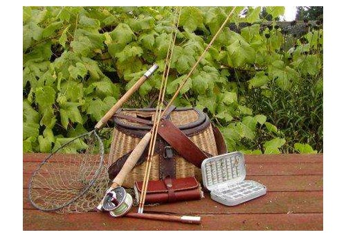 Steelhead fly fishing equipment