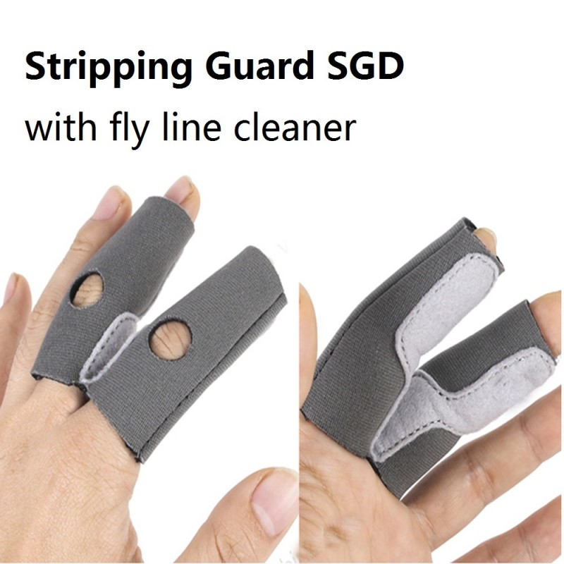 Stripping Guard SDG with fly line cleaner