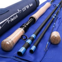 Two-handed Switch Fly Rod