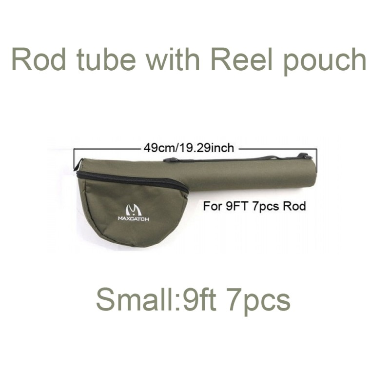 Tube with Reel Pouch (7pcs Small) +$1.00
