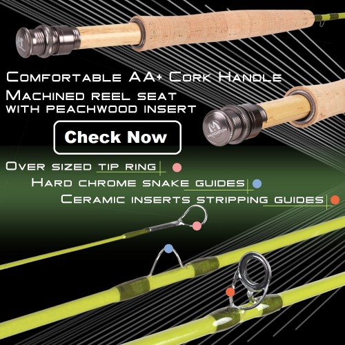 Ultra-lite Fly Rod For Small Streams