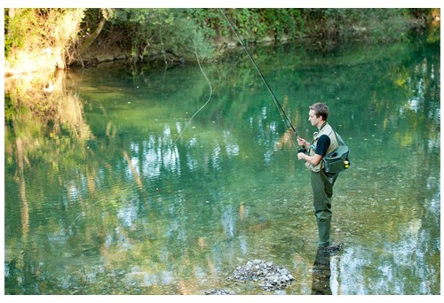 Umpqua fly fishing