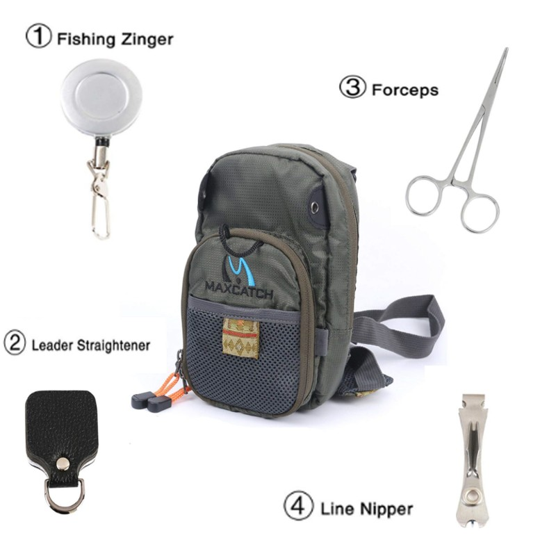 Chest Pack+4accessories +$5.00