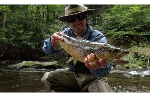 A Beginner's Guide - and why I always recommend a waterproof waist pack fly fishing!