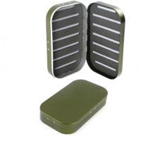 Maxcatch Aluminum Fly Box Multifunction 8/10/16 Compartments or Slit Foam Fly Fishing Box Aluminum Fly Box